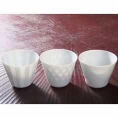 美濃焼Honoka ミニ3点セット【小田陶器】 Japanese Porcelain, Ceramic Artists, Mug Cup, Kitchen Accessories, Tea Pots, Tablewares, Pottery, Ceramics, Dishes