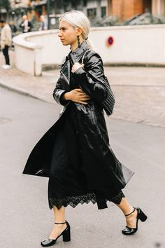 20 All-Black Work Outfits to Copy Now | Who What Wear UK