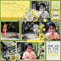 Layout using {Day By Day 7} Digital Scrapbook Template by Dagi's Temptations http://store.gingerscraps.net/Day-By-Day-7.html #digiscrap #digitalscrapbooking #dagistemptations #daybyday7