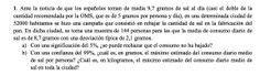 Ejercicio 1A 2012-2013 JUNIO. Contraste de hipótesis.  Pau de matemática para ciencias sociales, Canarias.