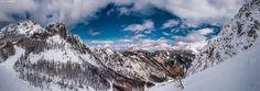Loiblpass Skitour 2020-03-07 - Loiblpass Skitour 2020-03-07 Mount Everest, Mountains, Landscape, Nature, Travel, Outdoor, Voyage, Outdoors, Scenery