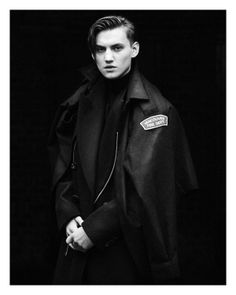 """""""JOSH"""" by Piczo for HYSTERIA Mag 12"""