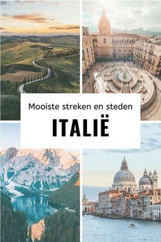 De mooiste steden en streken van Italië   Het is de Merckx
