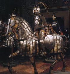 'Sipahi'  (cavalry soldier), Ottoman.  Circa 16th century.