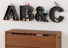 あなたのキッズルームや保育園を飾る -  ABCの