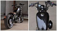 "'91 Yamaha XV 1100 - ""No.13"" - Pipeburn - Purveyors of Classic Motorcycles, Cafe Racers & Custom motorbikes"