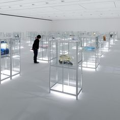Kanazawa World Craft Triennial 2010 Pre-event by Nendo - Dezeen
