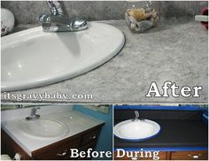Transform Your Countertops With Giani Granite Paint