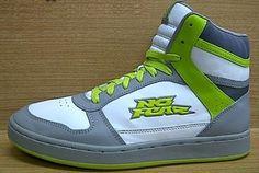 Kode Sepatu No Fear Hi Grey Green  43732c9154