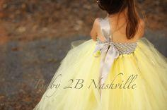 Vintage Wedding Flower Girl Dress Flower Girl by Baby2BNashville