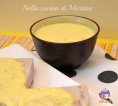 Salsa di yogurt e curry