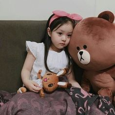 Cute Asian Babies, Korean Babies, Asian Kids, Cute Babies, Kids Girls, Little Girls, Father Photo, Ulzzang Kids, Cute Girl Pic