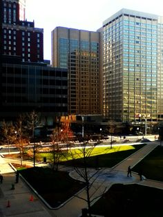 Downtown Baltimore  https://www.facebook.com/pages/Taking-pictures-while-RunningWalking/242545229210