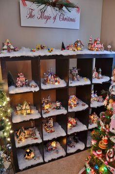 40 Christmas Decorations Spreading On Pinterest