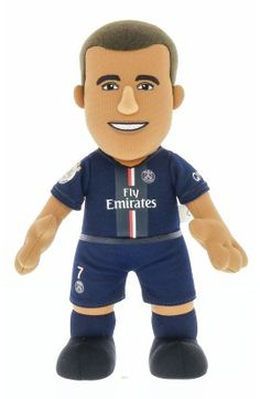 Poupluche Lucas Moura 25 cm - Paris Saint-Germain - Saison 2014/15 - 22,00 €