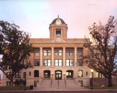 Cook County Courthouse, Gainesville, Texas