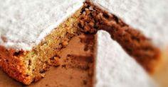 Torta de castanha do pará. Marilia Zulbersztajn