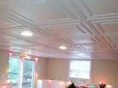 Drop Ceiling Decorative Tiles Aluminum Railing Kit Series 125  Style B Level Rail  Products