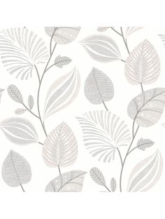 Eco Decorama, Wallpaper, Rautia, Finnish hardware store, February 2016