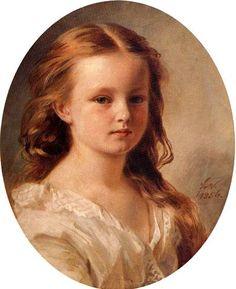 Rosa Potocka - Franz Xaver Winterhalter. 1856