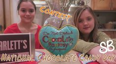 What's your favorite kind of chocolate candy? The Social Sisters remember what they learned about chocolate on their visits to Hershey! https://youtu.be/7AX7INTifns Two posts/chances to win check morn&evening! This week's contest is a $25 Bed, Bath & Beyond GC! Winner announced 1/2! Good Luck! To win this prize: Follow and like us on all of our social media platforms (click through from website)!  Like this post for entry. For contest rules, see website.