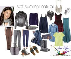 soft summer natural