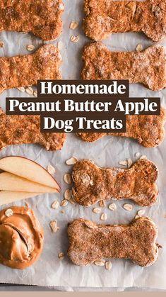 Dog Cookie Recipes, Easy Dog Treat Recipes, Dog Biscuit Recipes, Dog Food Recipes, Banana Dog Treat Recipe, Fall Recipes, Puppy Treats, Diy Dog Treats, Healthy Dog Treats