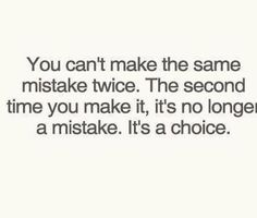 Mistake Quotes Wallpaper