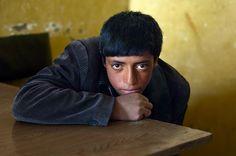 Children | Steve McCurry. Bamiyan, Afghanistan