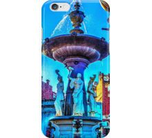 Alexandra Fountain Watering the Sun - Bendigo, Victoria iPhone Case/Skin