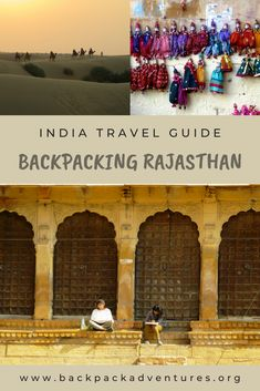 Backpacking Rajasthan: a travel guide - Backpack Adventures India Travel Guide, Asia Travel, Travel Usa, Travel Abroad, Travel Inspiration, Travel Ideas, Travel Tips, South America Travel, North America