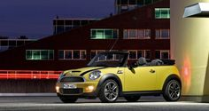 Photo MINI Cooper S Cabrio cost. Specification and photo MINI Cooper S Cabrio. Auto models Photos, and Specs Mini Cabrio, Mini Coper, Mini Cooper Convertible, Night Train, Small Cars, Perfect Photo, Model Photos, Car Pictures, Dream Cars