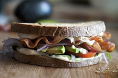 Bacon and Avocado Exploding Sandwich Recipe - Kraft Canada