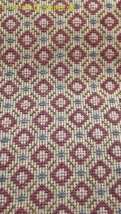 Cross Stitch Boarders, Cross Stitching, Cross Stitch Embroidery, Embroidery Patterns, Cross Stitch Patterns, Needlepoint Stitches, Needlework, Palestinian Embroidery, Fabric Houses