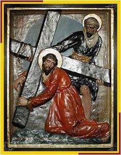 Jesús cae 2 vez