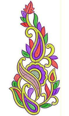 Cute Applique Design For Girls Dresses