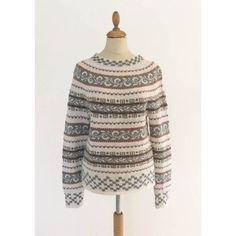 Haukeli blusen - gratis PDF strikkeopskrift Knitwear, Knit Crochet, Men Sweater, Turtle Neck, Pullover, Knitting, Sweaters, Cardigans, Diy