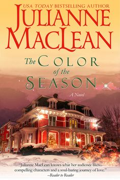 *Christmas in July Reading!!* The Color of the Season  (The Color of Heaven #7) by Julianne MacLean
