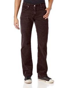 Ag Adriano Goldschmied Men's The Graduate Tailored Corduroy Pants 30 34 NWT $198…
