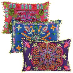 Bohemian Interior, Bohemian Decor, Sewing Crafts, Sewing Projects, Ceramic Furniture, Caravan Decor, Handmade Cushion Covers, Hippy Room, Throw Pillow Covers