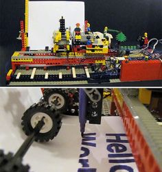 5 Cool Creations Made Using Lego , Nice n Funny
