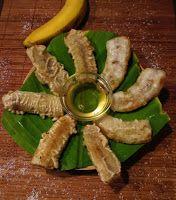 Otaku Family: Pisang Goreng - knusprige Banane