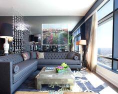 Desain Sofa Minimalis Ruang Tamu Kecil Terbaru Elegan Mewah