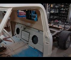 67-72 chevy truck interior ° ~ ° I was trying to think of a way to do this