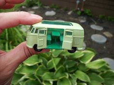 Vintage Toy Lesney Matchbox Volkswagon Bus from by rustysecrets, $25.00