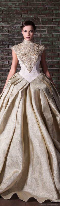 Rami Kadi   Couture, F/W 2014 - Gorgeous gown. One of the most beautiful dresses ever seen. Favorite.