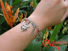 SUPERNATURAL Fandom Charm Bracelet