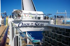 Royal Caribbean's Oasis of the Seas is among the cruise line's most popular, and well-known cruise ships.  She debuted in 2009 and remains one of th...