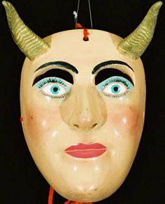 Danza de los Diablos - Dance of the Devils - Mexico