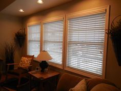 """I am pleased with the 2"""" faux wood blinds. I ordered a total of 15 blinds. I had some trouble getting them hung. But, it was largely my issues. How hard can it be to install a few screws? Well, I had some trouble but got through it. I used a cordless screw driver and drilled pilot holes to make it easier. Once the brackets are installed, the rest is very easy."""